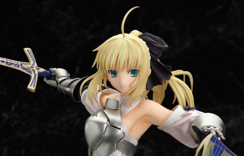 Image 5 for Fate/Unlimited Codes - Saber Lily - 1/7 - Distant Avalon (Good Smile Company)