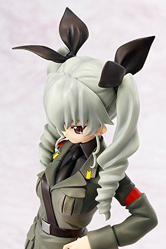 Image 5 for Girls und Panzer - Anchovy - Commander Girls Collection - 1/8 (Penguin Parade)