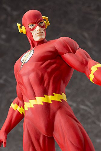 Image 4 for Justice League - Flash - ARTFX Statue - 1/6 (Kotobukiya)
