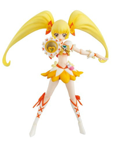 Image 1 for Heartcatch Precure! - Cure Sunshine - S.H.Figuarts (Bandai)