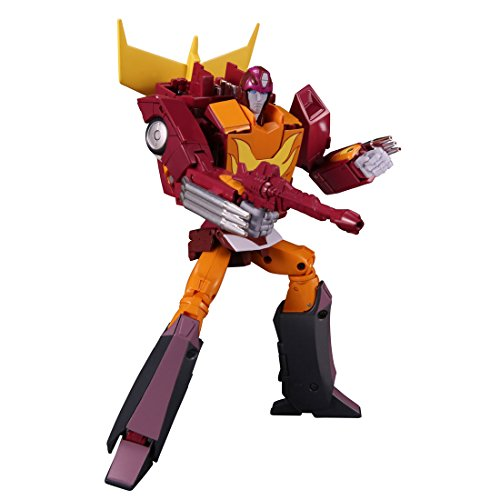 Image 5 for Transformers 2010 - Hot Rodimus - The Transformers: Masterpiece MP-40 - Targetmaster Hot Rodimus (Takara Tomy)