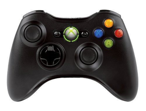 Image 1 for Xbox 360 Wireless Controller (Liquid Black)