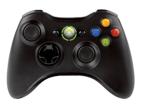 Image for Xbox 360 Wireless Controller (Liquid Black)