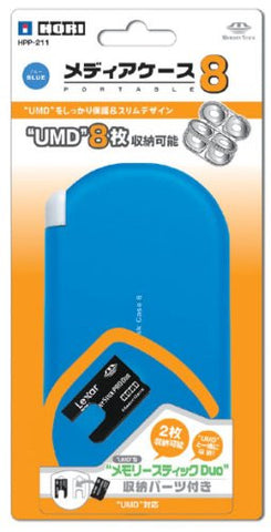 Image for Media Case Portable 8 (Blue)