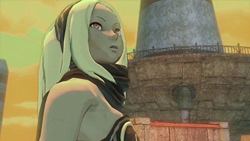 Image 3 for GRAVITY DAZE Collector's Edition