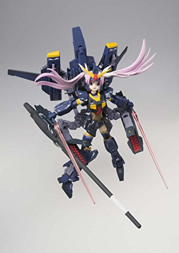 Image 11 for Kidou Senshi Z Gundam - RX-178 Gundam Mk-II - RMS-154 Barzam - A.G.P. - MS Girl - Titans Specification (Bandai)