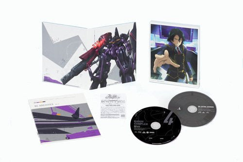 Image 3 for Buddy Complex Vol.4 [Blu-ray+CD Limited Edition]