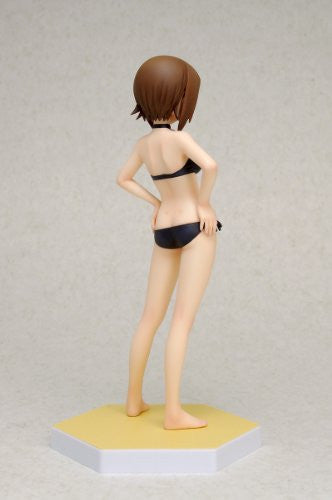 Image 3 for Girls und Panzer - Nishizumi Maho - Beach Queens - 1/10 - Swimsuit ver. (Wave)
