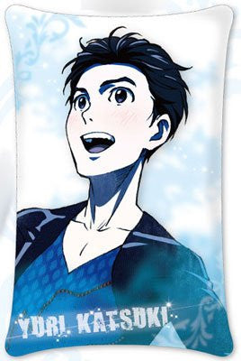 Image 1 for Yuri on Ice - Yuri Katsuki - Mochimochi Cushion 310mm