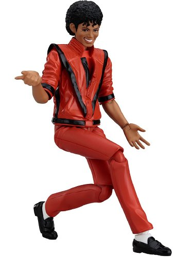Image 1 for Michael Jackson - Figma #096 - Thriller Ver. (Max Factory)