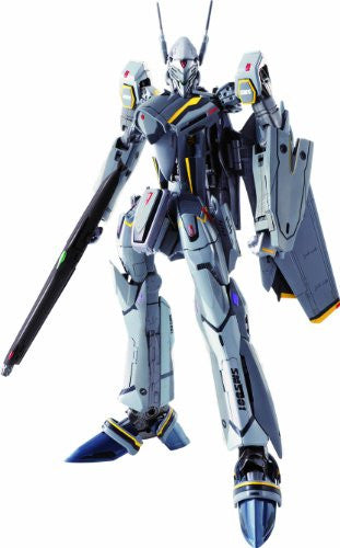 Image 8 for Macross Frontier - Macross Frontier The Movie ~Sayonara no Tsubasa~ - VF-25S Messiah Valkyrie (Ozma Lee Custom) - DX Chogokin - 1/60 - Renewal Ver. (Bandai)