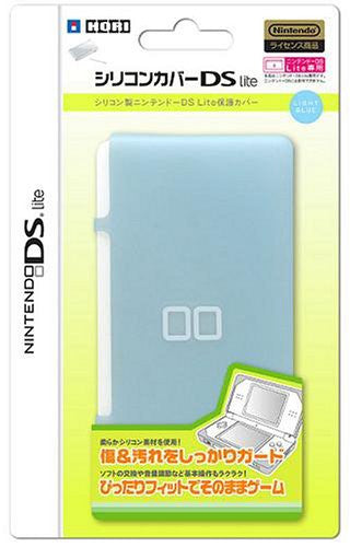 Image 1 for Silicon Cover DS Lite (light blue)