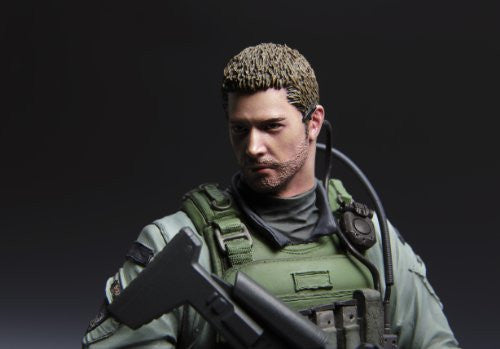 Image 7 for Biohazard 6 - Chris Redfield - Capcom Figure Builder Creator's Model (Cafe Reo, Capcom)