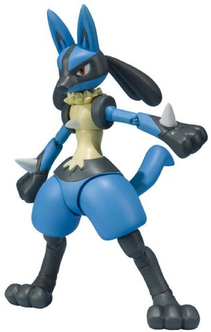 Image for Pocket Monsters - Lucario - S.H.Figuarts (Bandai)