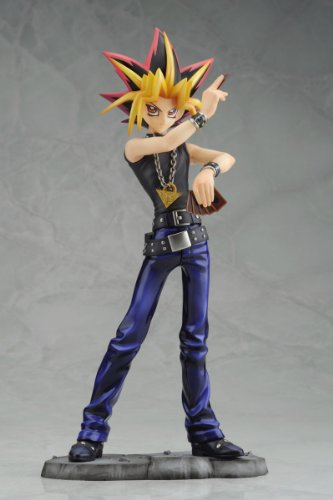 Image 7 for Yu-Gi-Oh! Duel Monsters - Yami Yuugi - ARTFX J - 1/7 (Kotobukiya)