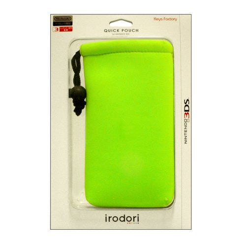 Image 1 for Quick Pouch 3DS (green)