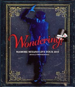 Image for Mamoru Miyano Live Tour 2010 - Wondering