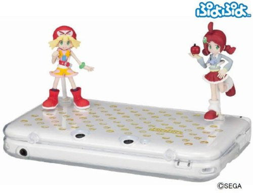 Image 4 for Puyo Puyo Figure Cover Set for 3DS LL