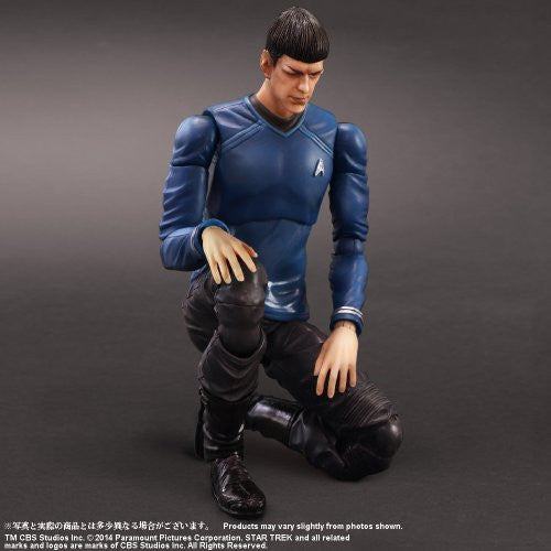 Image 6 for Star Trek Into Darkness - Spock - Play Arts Kai (Square Enix)
