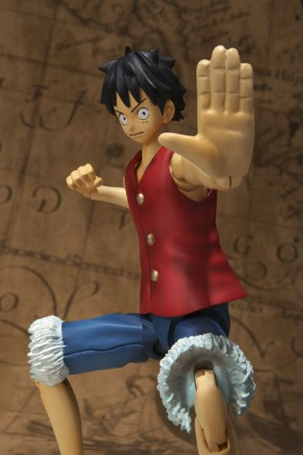 Image 4 for One Piece - Monkey D. Luffy - S.H.Figuarts (Bandai)