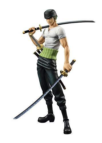 Image 1 for One Piece - Roronoa Zoro - Excellent Model - Portrait Of Pirates DX - 1/8 - 10th Limited Ver. (MegaHouse)