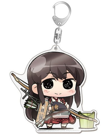 Image for Kantai Collection ~Kan Colle~ - Akagi - Keyholder - Minicchu (Phat Company)