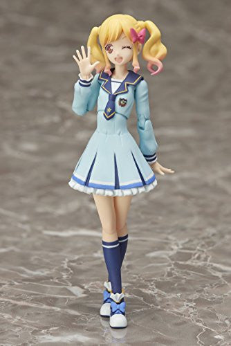 Image 3 for Aikatsu Stars! - Nijino Yume - S.H.Figuarts - Winter Uniform ver.