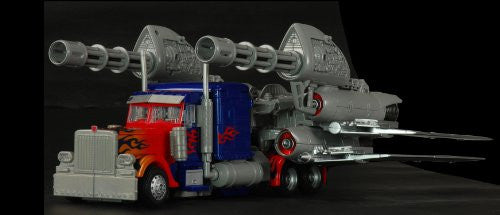 Image 7 for Transformers Darkside Moon - Convoy - Mechtech DA15 - Jet Wing Optimus Prime (Takara Tomy)
