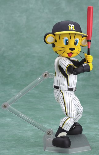 Image 6 for Hanshin Tigers - Tolucky - Figma #021 - Homerun Ver. (Max Factory)