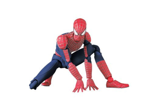 Image 4 for The Amazing Spider-Man 2 - Spider-Man - Mafex No.003 (Medicom Toy)