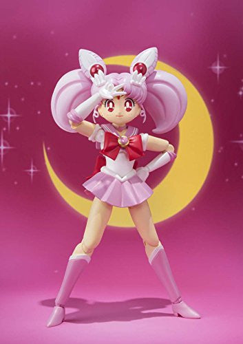 Image 9 for Bishoujo Senshi Sailor Moon - Sailor Chibimoon - S.H.Figuarts (Bandai)