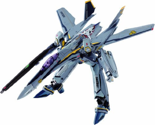 Image 7 for Macross Frontier - Macross Frontier The Movie ~Sayonara no Tsubasa~ - VF-25S Messiah Valkyrie (Ozma Lee Custom) - DX Chogokin - 1/60 - Renewal Ver. (Bandai)