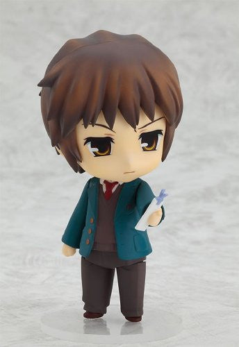 Image 4 for Suzumiya Haruhi no Shoushitsu - Kyon - Nendoroid - Disappearance Ver. - 153 (Good Smile Company)