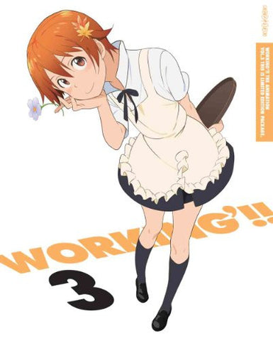 Image for Working Vol.3 [DVD+CD Limited Edition]