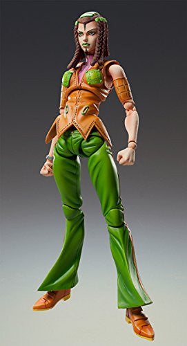 Image 7 for Jojo no Kimyou na Bouken - Stone Ocean - Hermes Costello - Super Action Statue #73 (Medicos Entertainment)