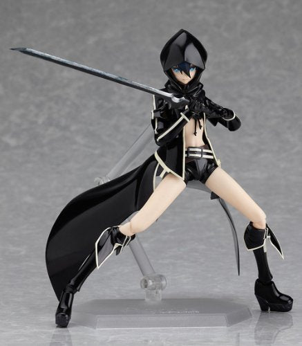 Image 2 for Black ★ Rock Shooter - Figma #140 - TV Animation ver. (Max Factory)