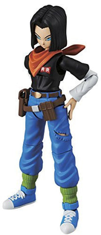 Image for Dragon Ball Z - Ju-nana Gou (Android 17) - Figure-rise Standard