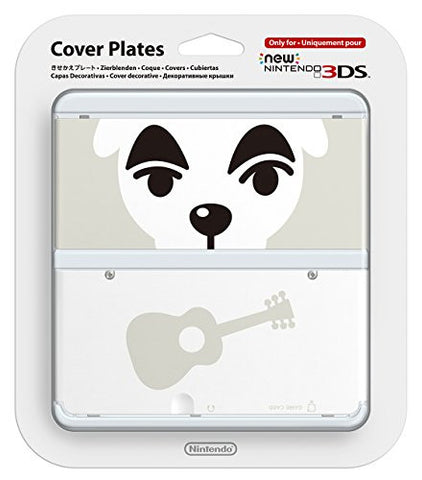 Image for New Nintendo 3DS Cover Plates No.041 (Animal Crossing Totakeke)