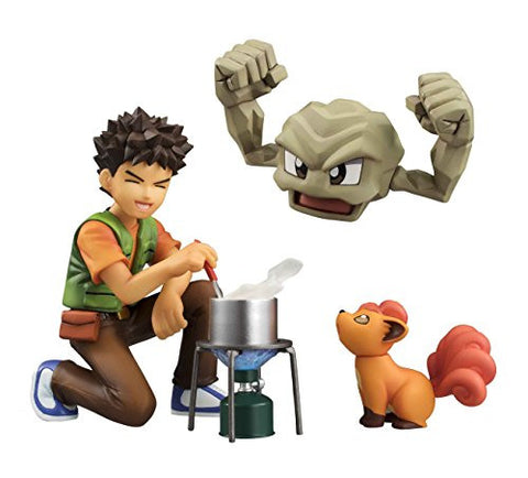 Image for Pocket Monsters - Ishitsubute - Rokon - Takeshi - G.E.M. (MegaHouse)