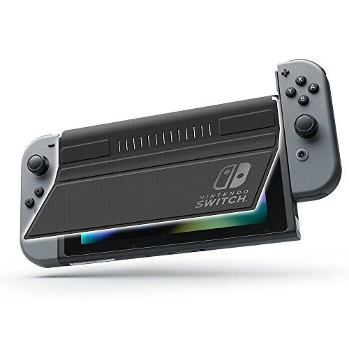 Nintendo Switch - Front Cover - Black