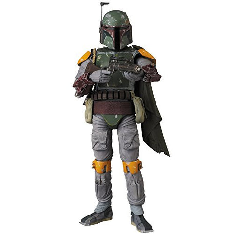 Image for Star Wars - Boba Fett - Mafex No.025 - Return Of The Jedi ver. (Medicom Toy)