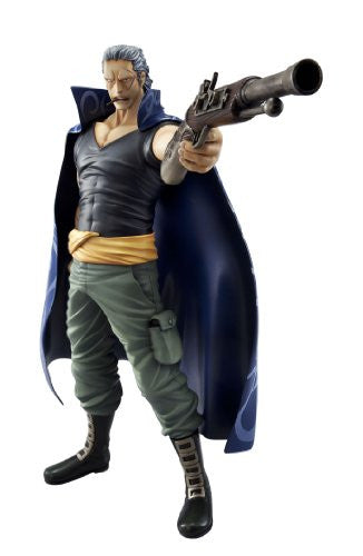 Image 1 for One Piece - Benn Beckman - Excellent Model - Portrait Of Pirates DX - 1/8 (MegaHouse)