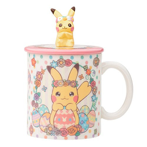 Image 1 for Pocket Monsters - Pokemon - Pikachu - Pikachu's Easter - Cup - Pokemon Center Limited