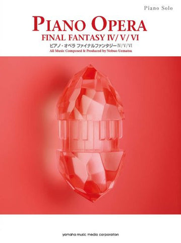 Image for Final Fantasy Piano Opera Music Iv V Vi Music Score