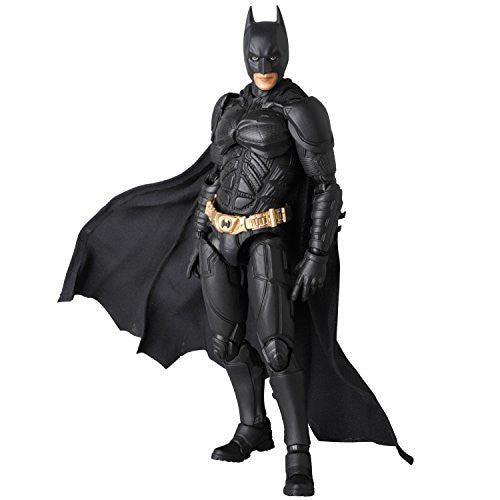 Image 2 for The Dark Knight Rises - Batman - Mafex #7 - Ver.2.0 (Medicom Toy)