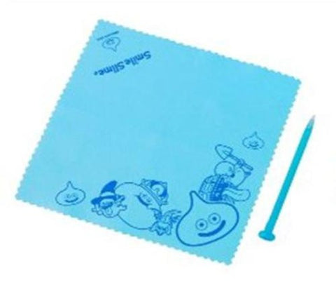 Image for Smile Slime Touch Pen & Cleaning Cloth Set (Blue)