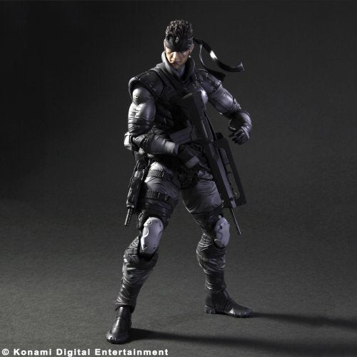 Image 5 for Metal Gear Solid - Solid Snake - Play Arts Kai (Konami Square Enix)