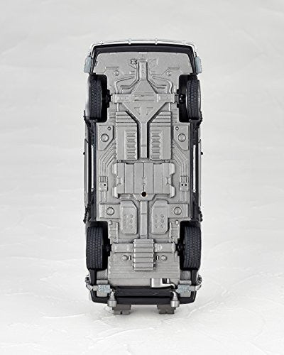 Image 4 for Back to the Future Part II - DeLorean Time Machine - Figure Complex Movie Revo No.001 - Revoltech (Kaiyodo)