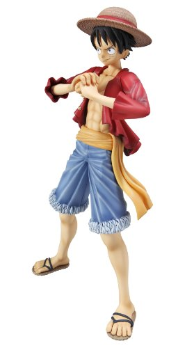 "Image 11 for One Piece - Monkey D. Luffy - Portrait Of Pirates ""Sailing Again"" - Excellent Model - 1/8 - Timeskip (MegaHouse)"