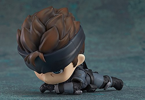 Image 6 for Metal Gear Solid - Solid Snake - Nendoroid #447 (Good Smile Company)